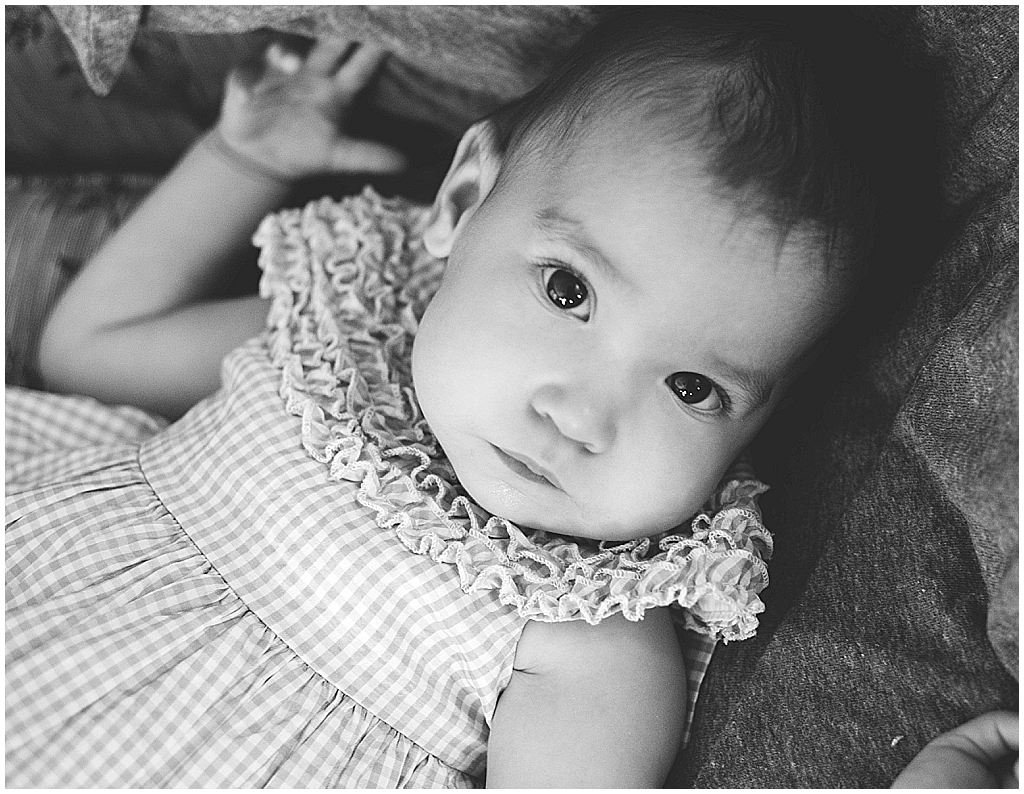 Vanessa's adorable little niece :)