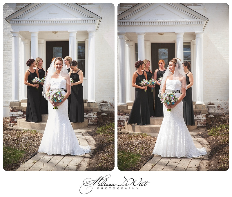 Melissa DeWitt Photography Weddings