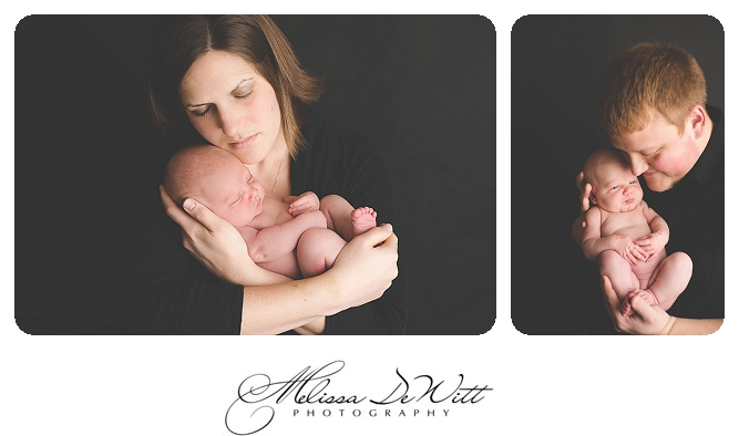 newborns melissa dewitt photography