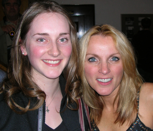Lizzy and Rhonda Vincent - 2007
