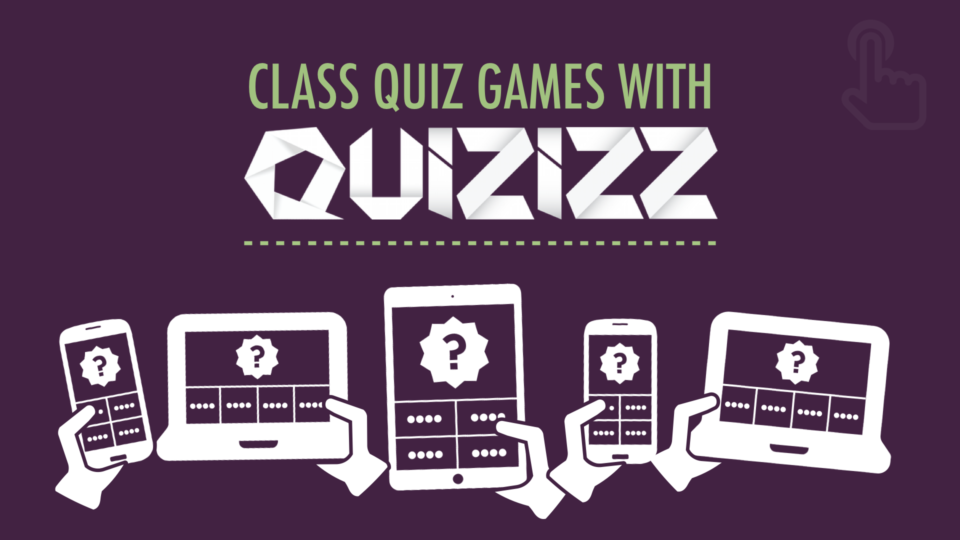 Class Quiz Games with QUizizz