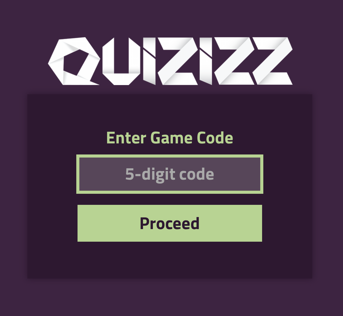 Class Quiz Games with Quizizz (an Alternative to Kahoot ...