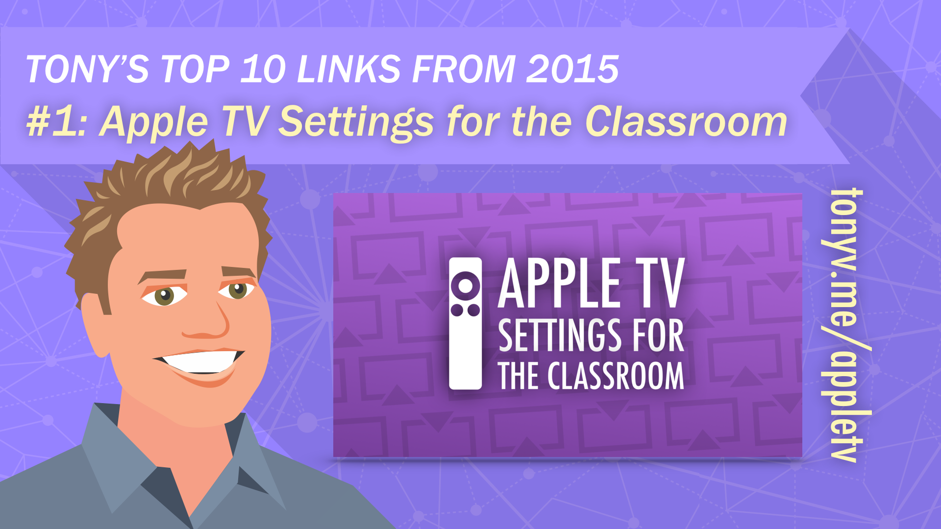 #1: Apple TV Settings for the Classroom