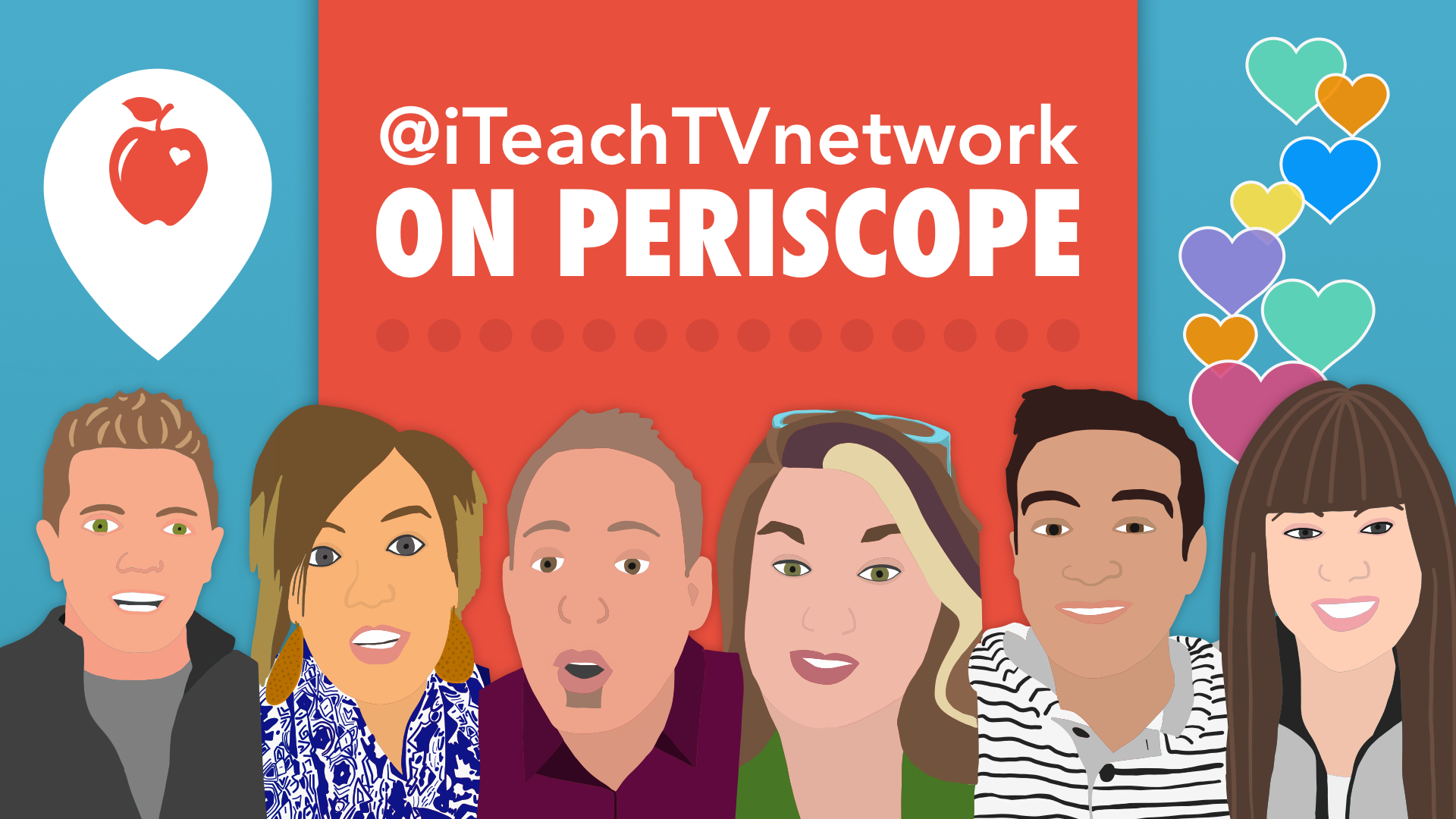 @iTeachTVnetwork on Periscope