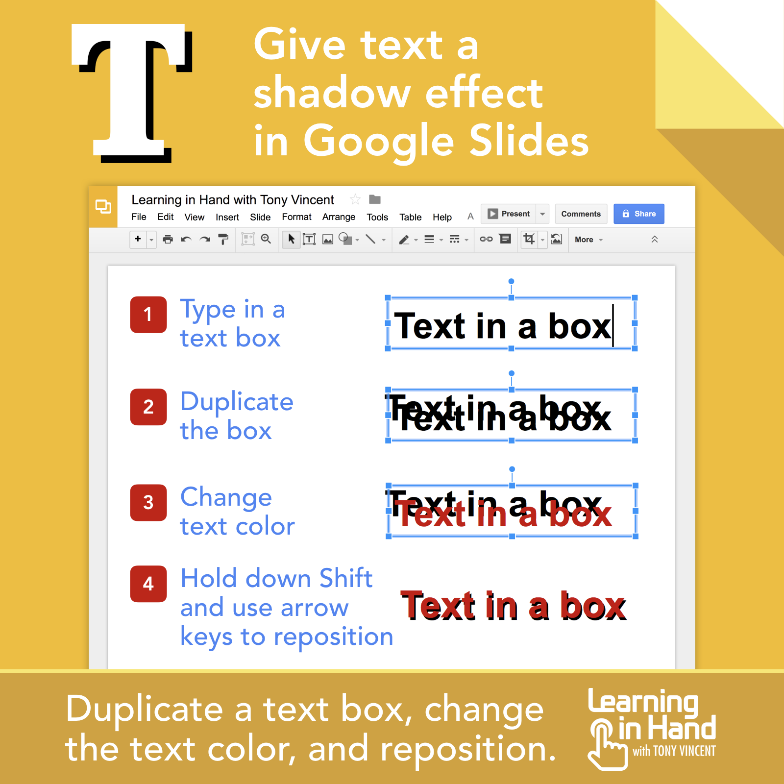 Get Creative with Google Drawings — Learning in Hand with