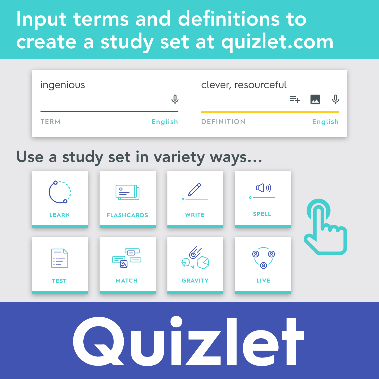 Do It Yourself Study Aids: Winning Websites and Apps