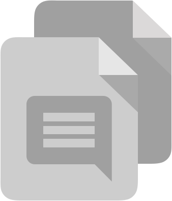Copy with Comments Icon