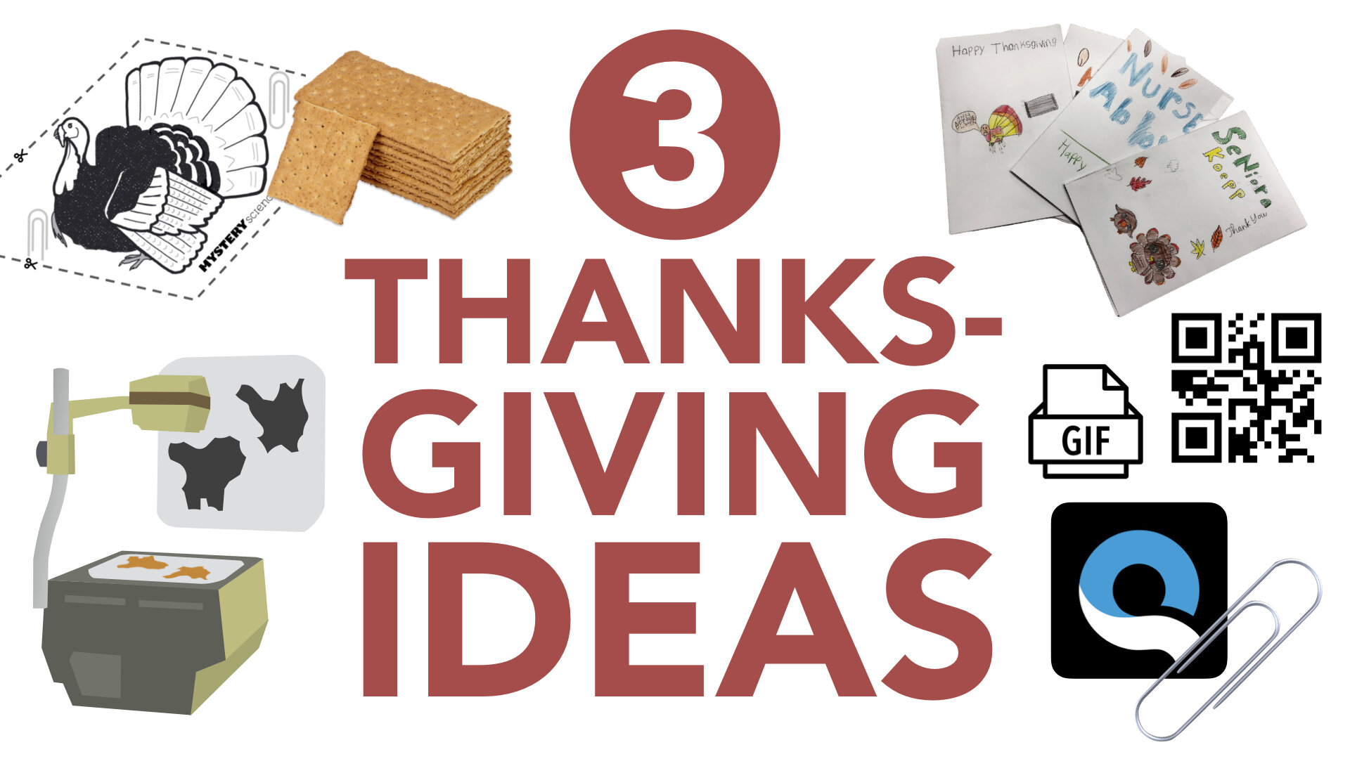 Three Thanksgiving Ideas