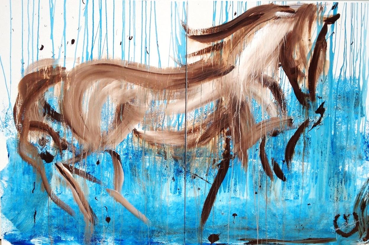 Art on Horseback %22Prancing Water Horse%22 #1.jpg