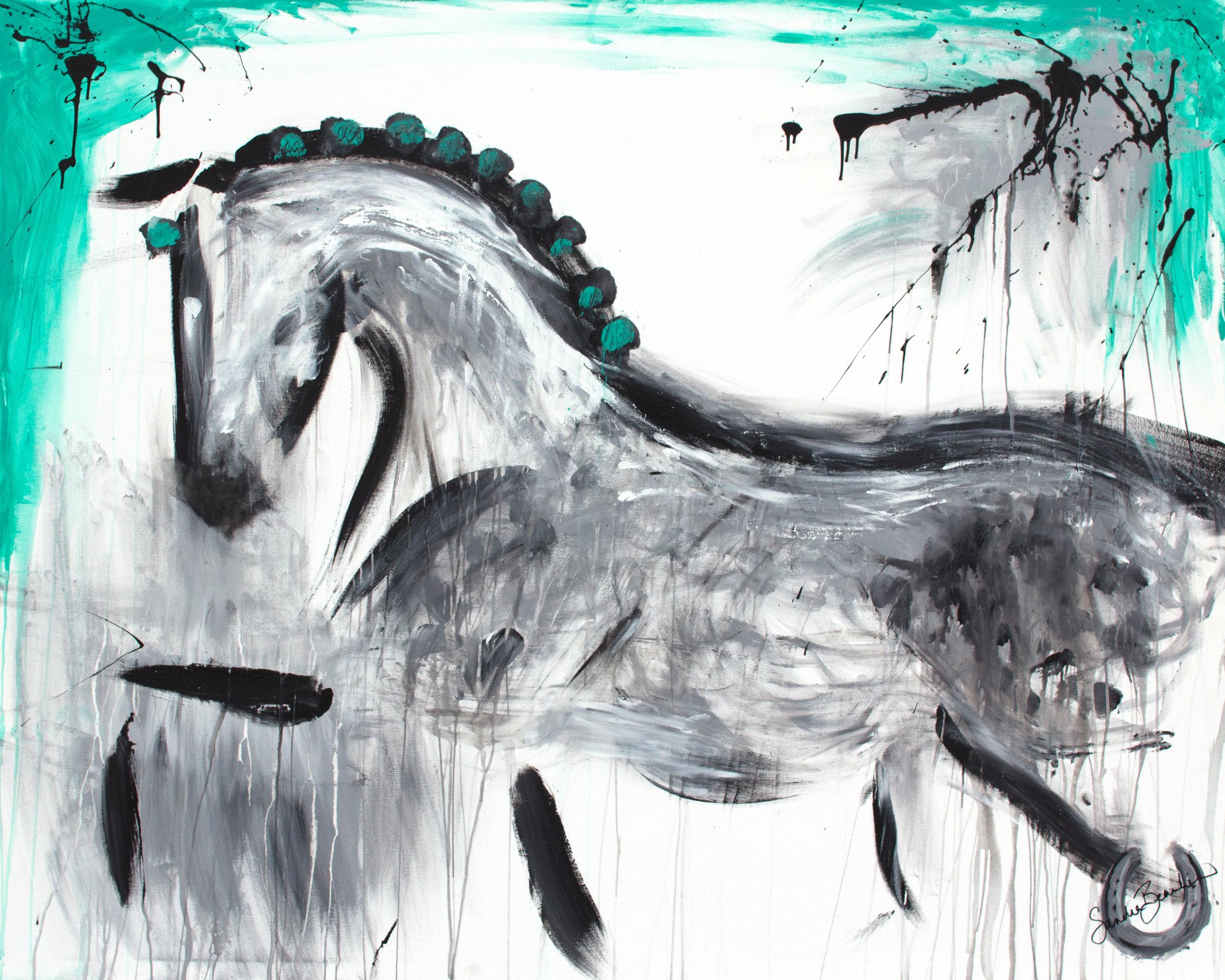 Dance of Tok - Art on Horseback #3