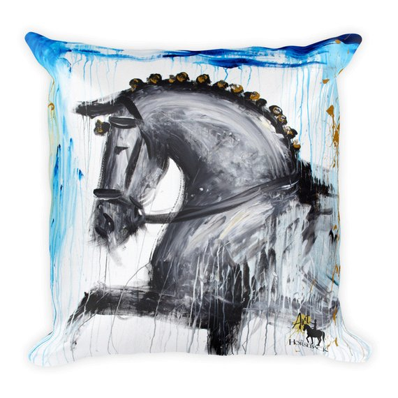 Guérison Cheval D'Amore - Art on Horseback #7 Click here to purchase.