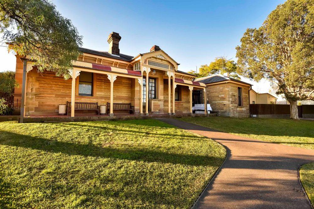 The Superintendents Residence Centennial Park - Sydney