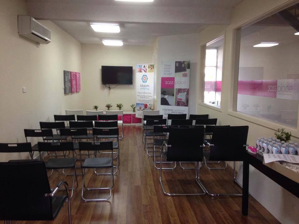 Sass Place Workshop Area - Parkside   From: $140.00