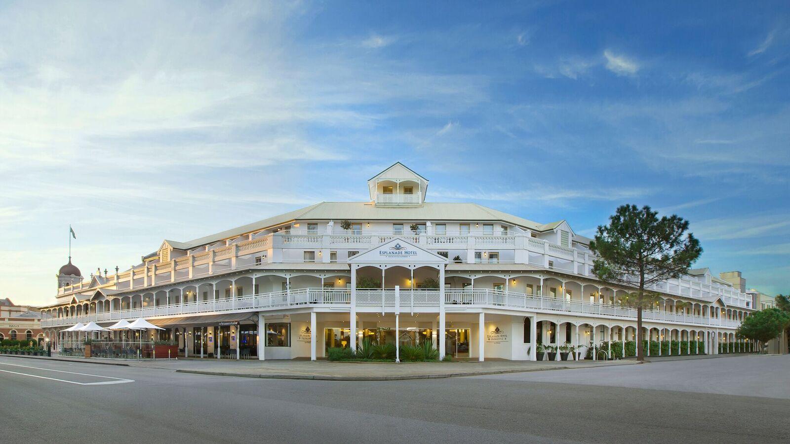 Esplanade Hotel - Fremantle  From:$990
