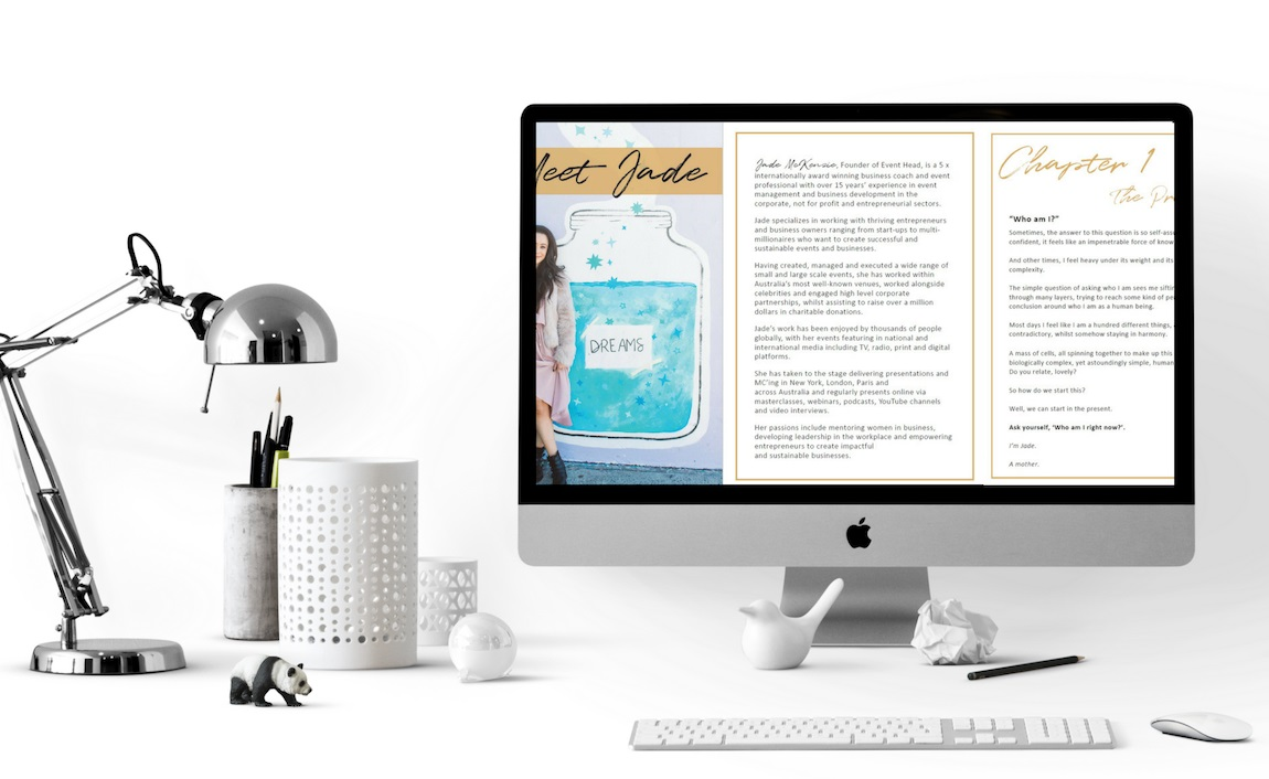 INCLUDES: - // 80 page eBook of stories, life lessons and reflections from an entrepreneurial journey// 12 exercises to help you navigate your way back home// Instant PDF download to read anywhere, anytime// BONUS: Home Companion worth $9.95
