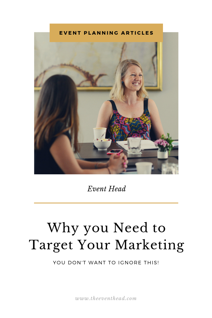 why it's important to target your marketing