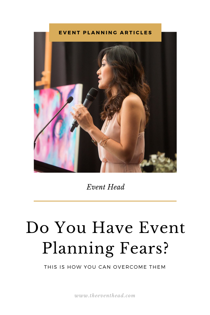How To Overcome Common Event Planning Fears
