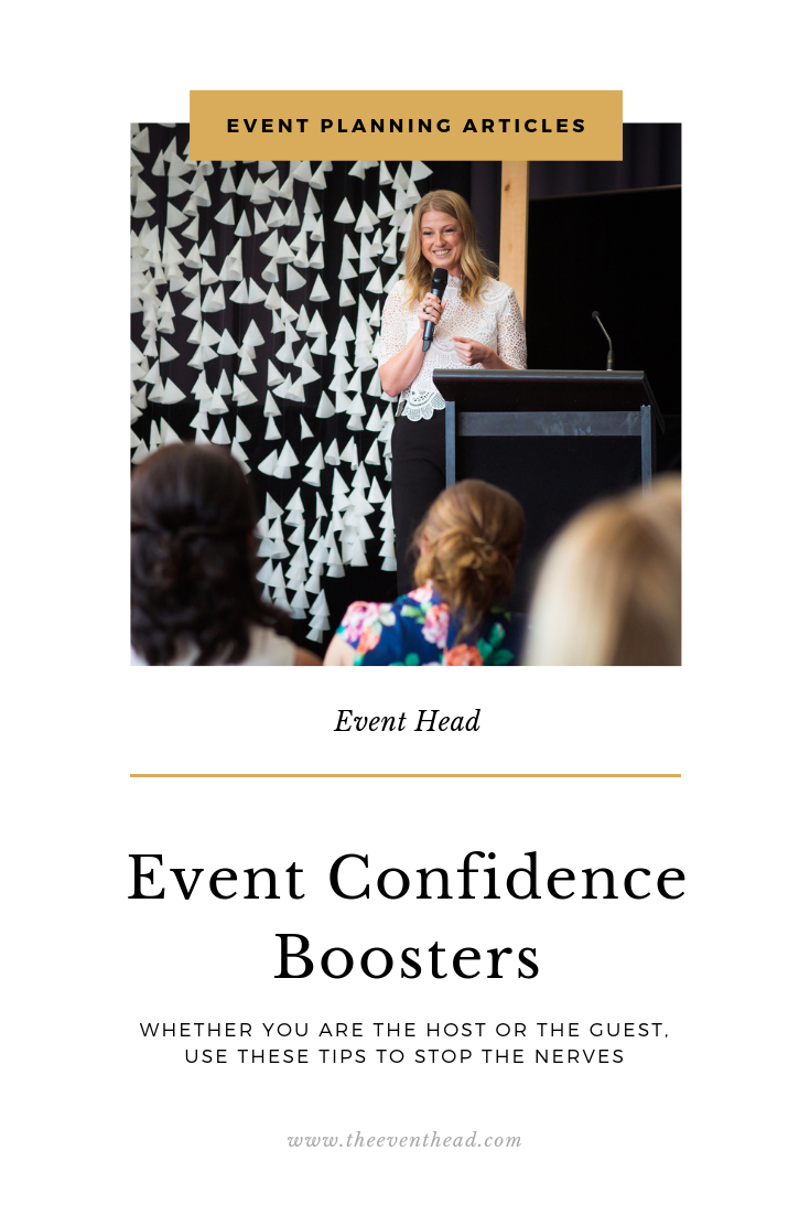 Event Confidence Boosters