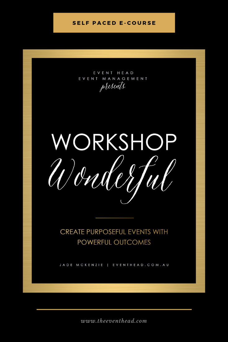 WORKSHOP WONDERFUL