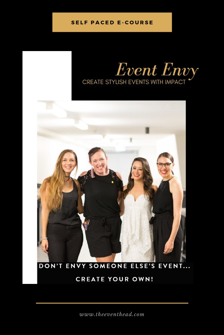 EVENT ENVY ECOURSE