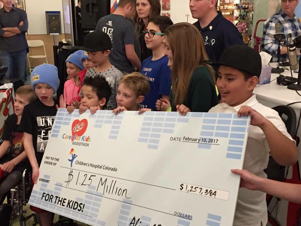 Photo courtesy of Children's Hospital Colorado Foundation