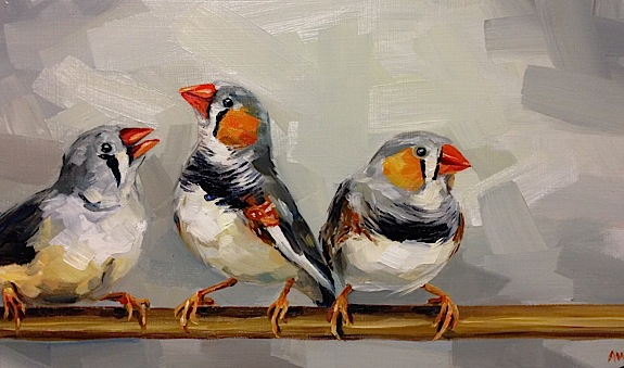 Clan of Finches