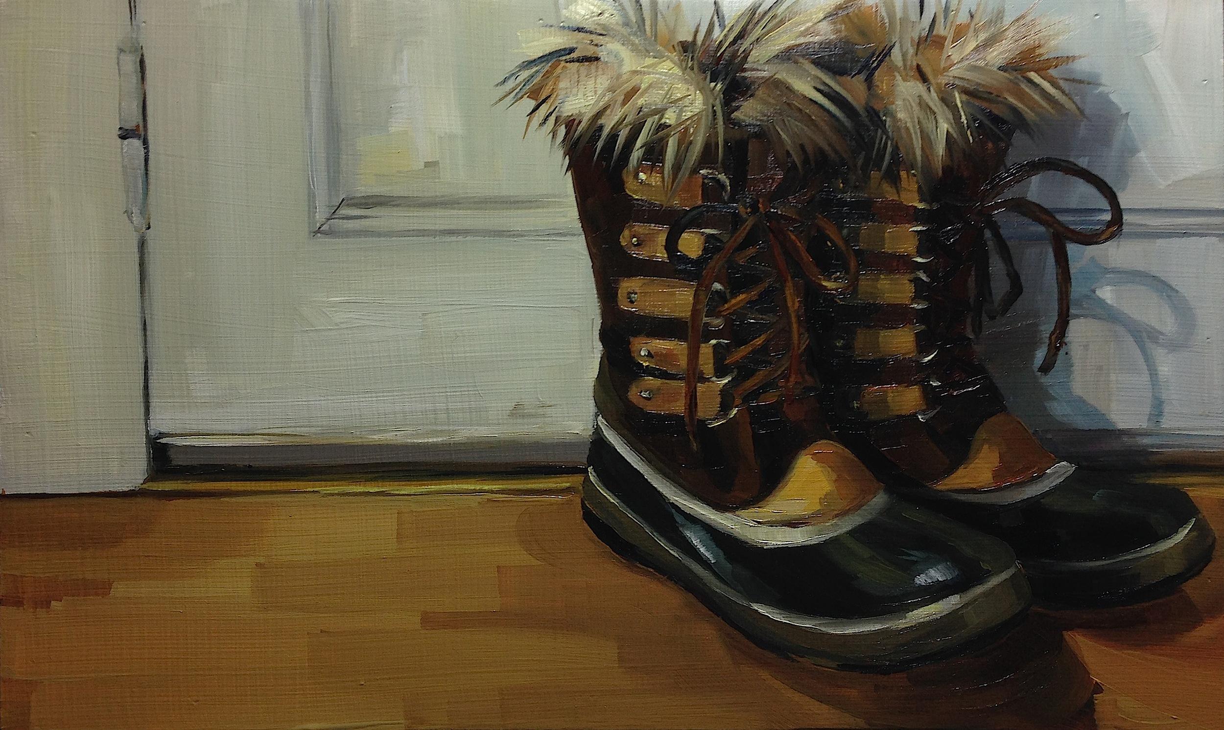 Dreaming of flip flops