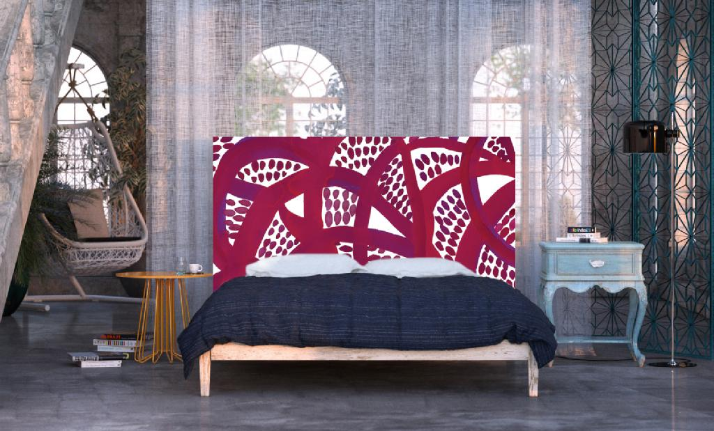 NOYO Home custom headboards. Click to see more!