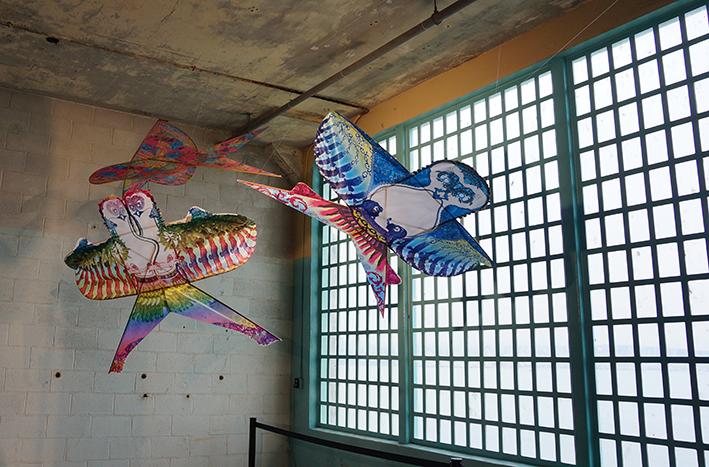Swallows Ai Wei Wei