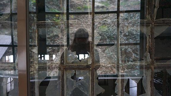 Katja at Ai Wei Wei