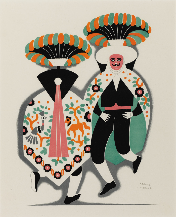 Carlos Mereida 1939 -   Dances of Mexico