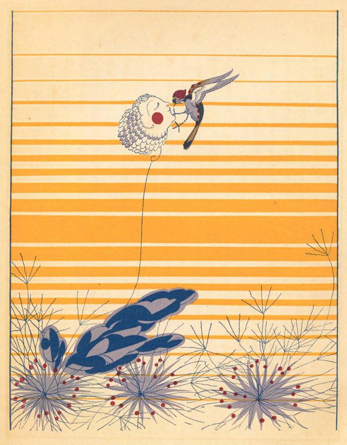 Shigeru Hatsuyama - Thumbelina 1925 - Japan
