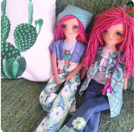 Dolls by Vivense