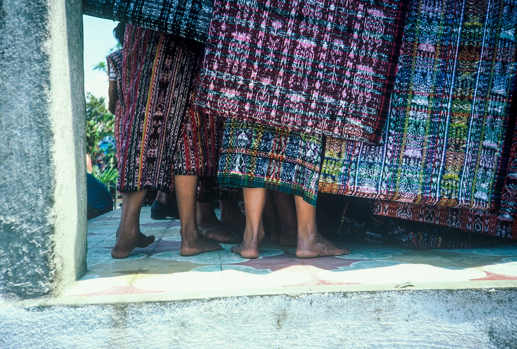 Santiago on Atitlán, Guatemala ©1987 Lisa Berman