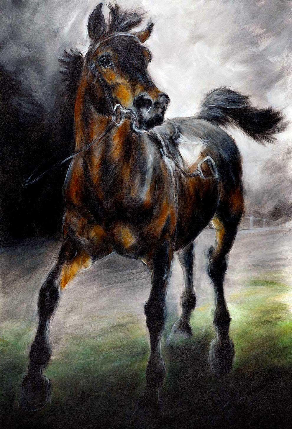 Loose Horse