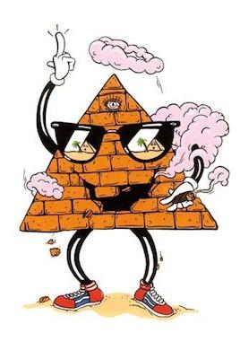 Smoking Pyramids