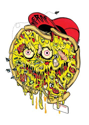 Pizza Face