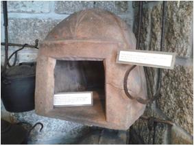 Jonathan Hoskins - CAST Sundowner - Helston museum clay oven
