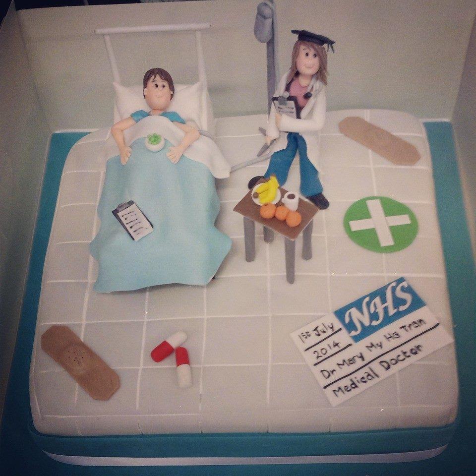 NHS Cake