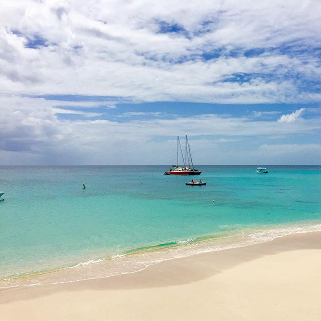 Can I stay here forever? #barbados #holetown #thesandpiper #alwayssummer #caribbean #sea #beauty #byebye