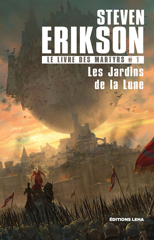 Illusration de couverture : Marc Simonetti