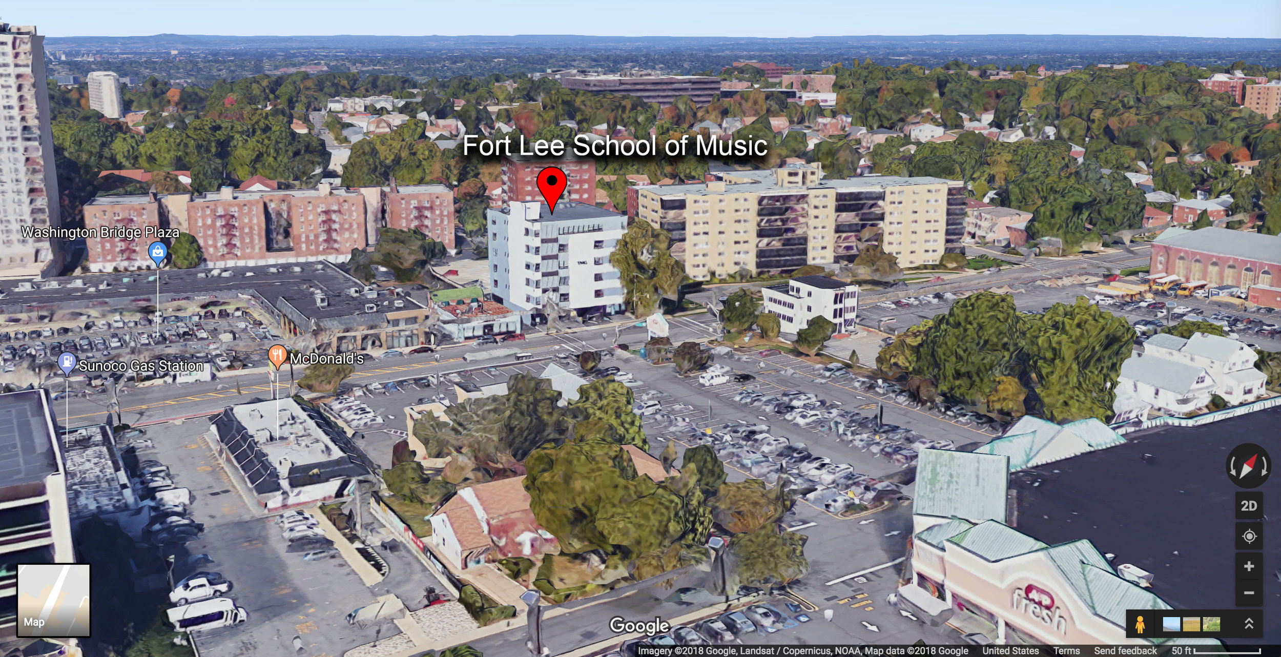 Fort Lee School of music - 2175 lemoine ave, fort lee, nj 07024