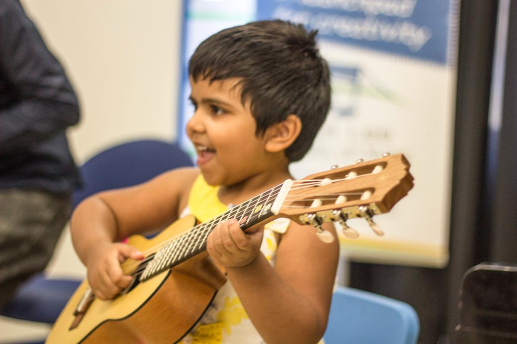 Preschool Music Lessons