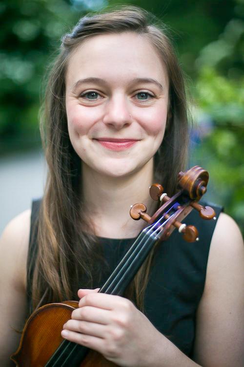 Elizabeth Wright, violin/viola
