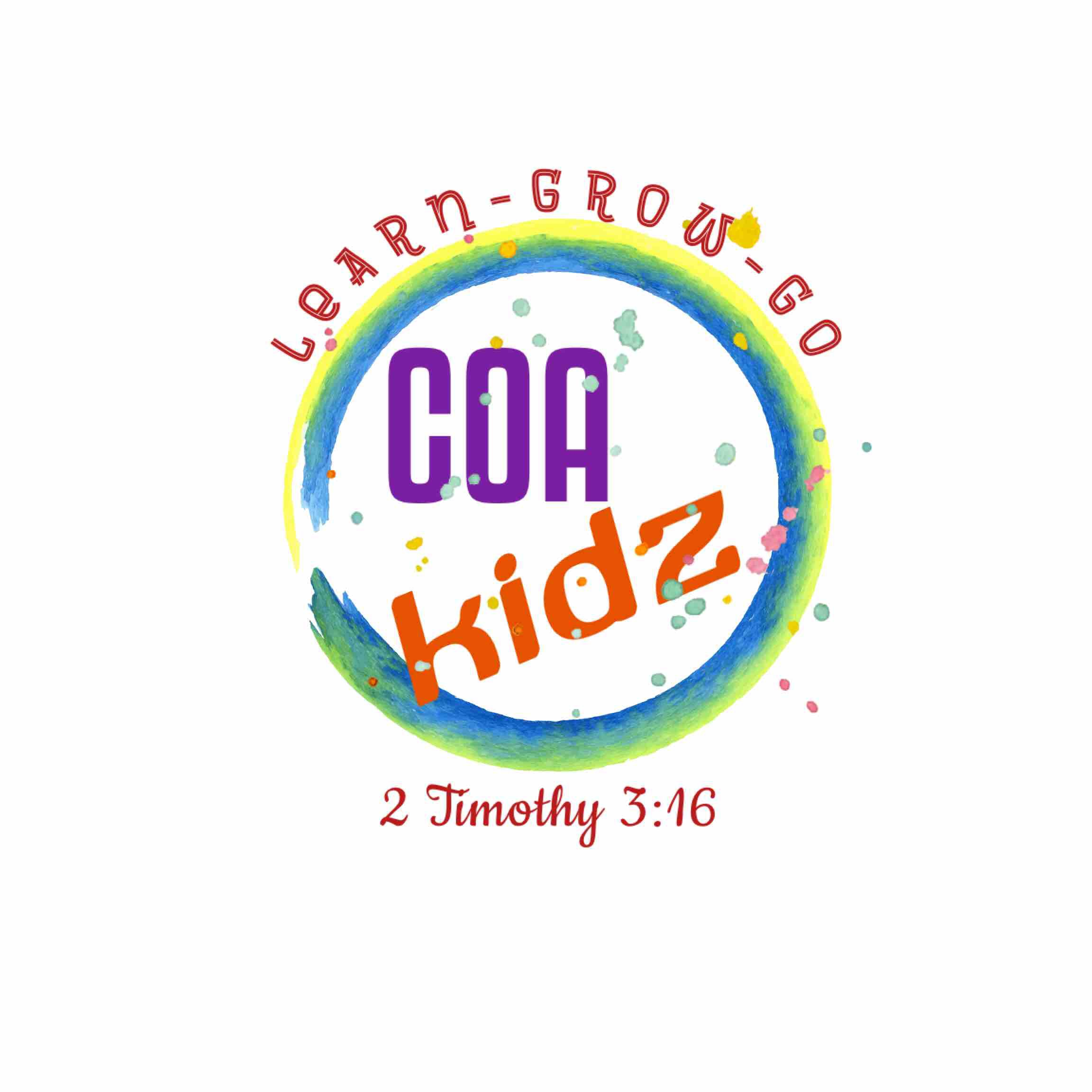 We are SUPER EXCITED about upcoming year for COA Kidz! Please use the form below to pre-register for COA Kidz! Please fill out one form per child.