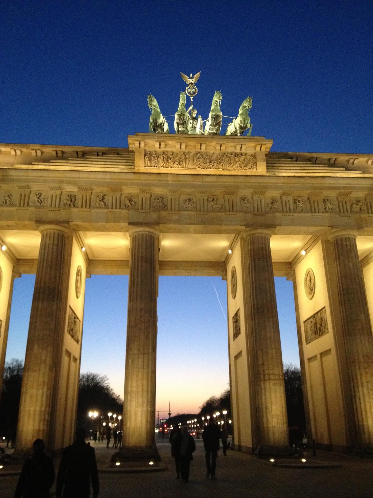HOWEHAUS BERLIN BRANDENBURG GATE