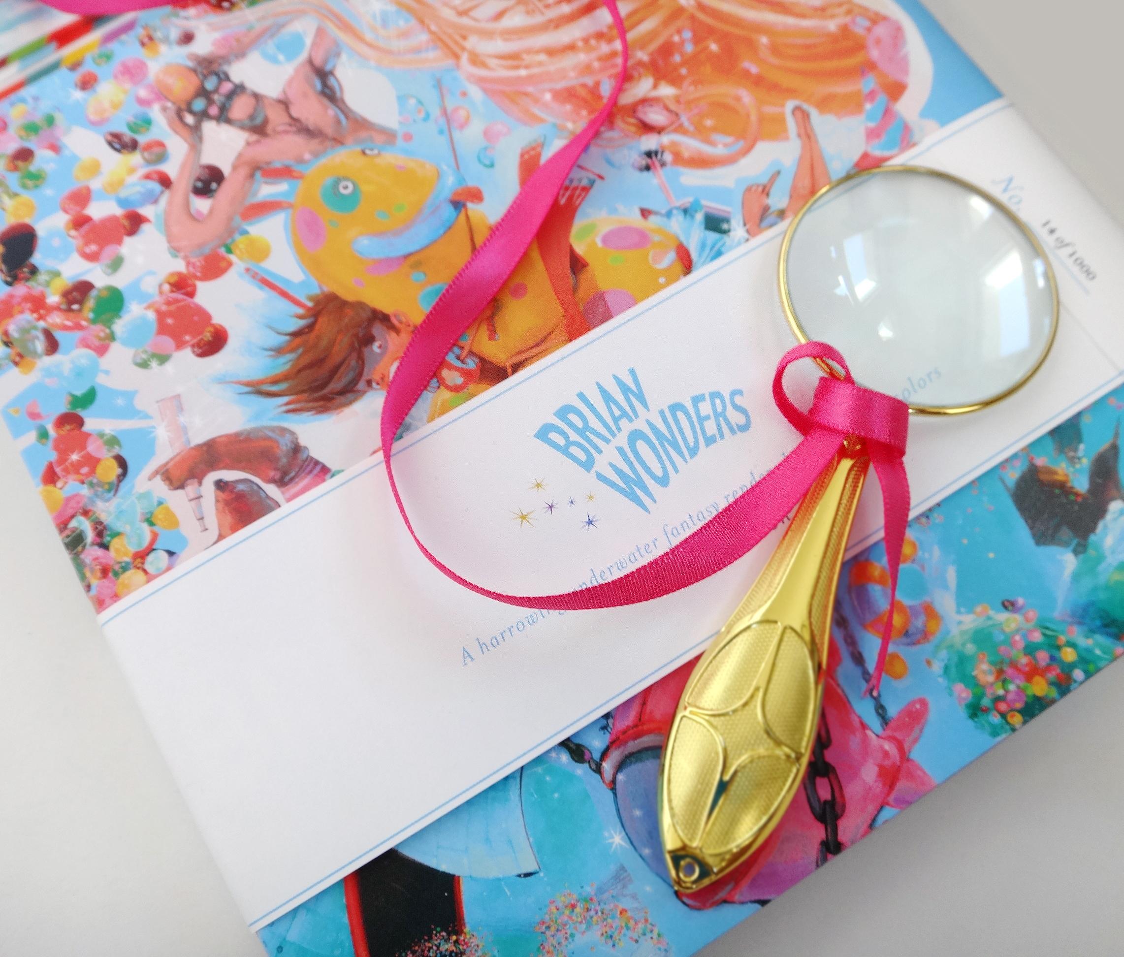2nd Edition - mini sticker book