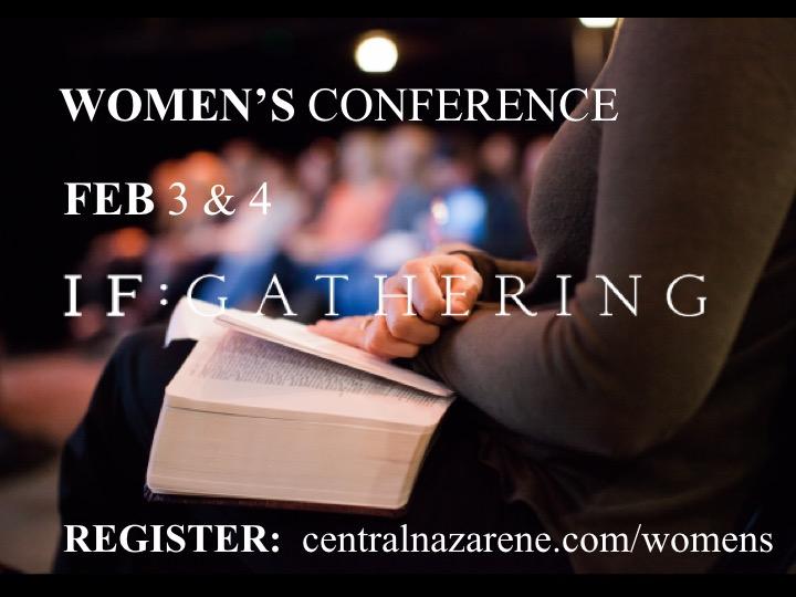 Women's Retreat / February 3 & 4