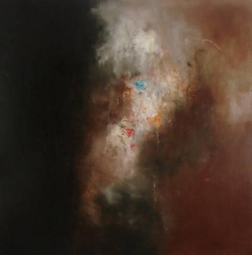 """Percival Falling"" Original Oil on Canvas"