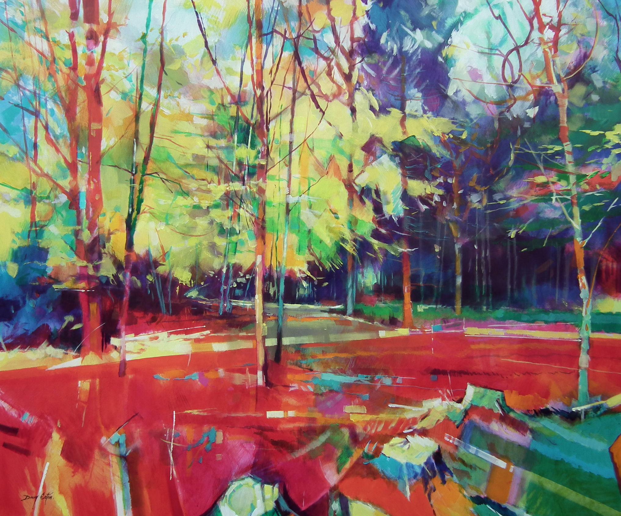 Doug Eaton Original Painting